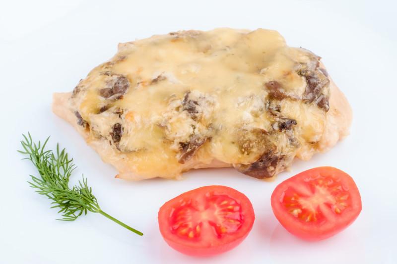 Курица сметаной сыром рецепт фото