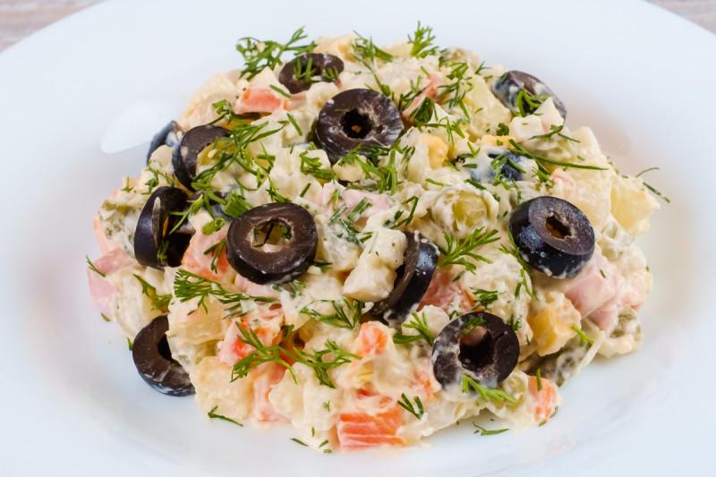 Влажский салат фото